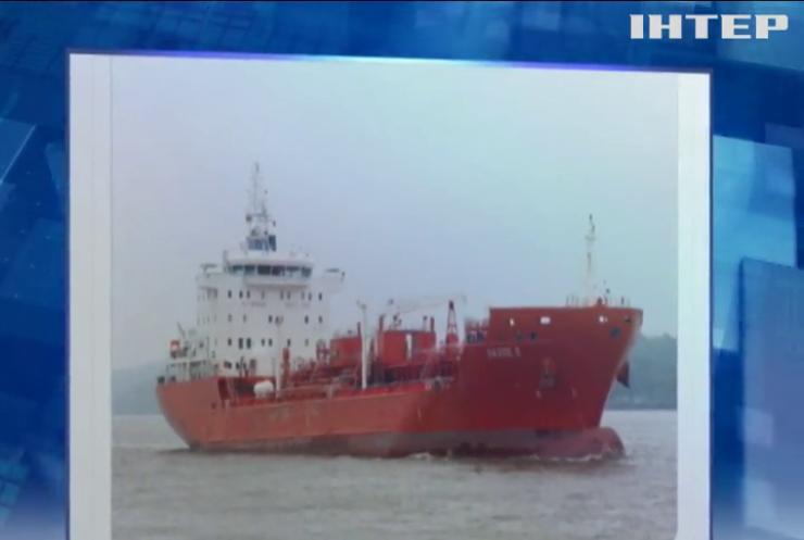 Пірати захопили екіпаж голландського танкера у Гвінейській затоці