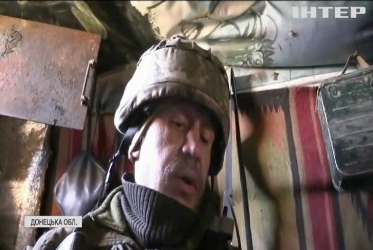 Війна на Донбасі: поблизу Новозванівки поранили українського військового