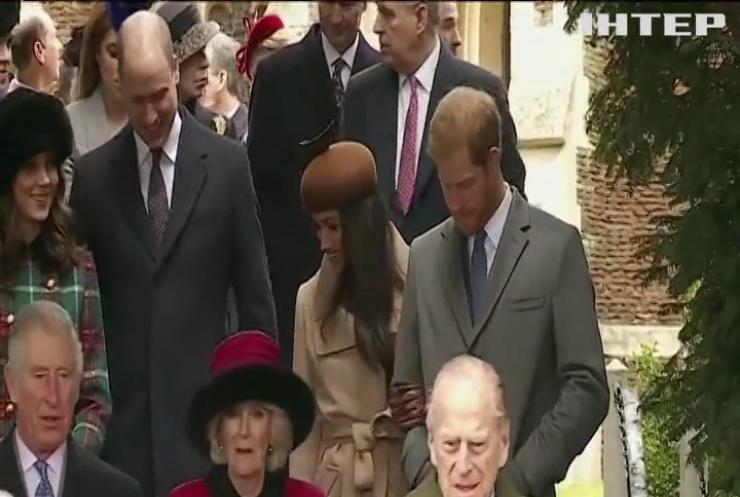 Принц Гарі та Меган Маркл показали брудну білизну королівської родини