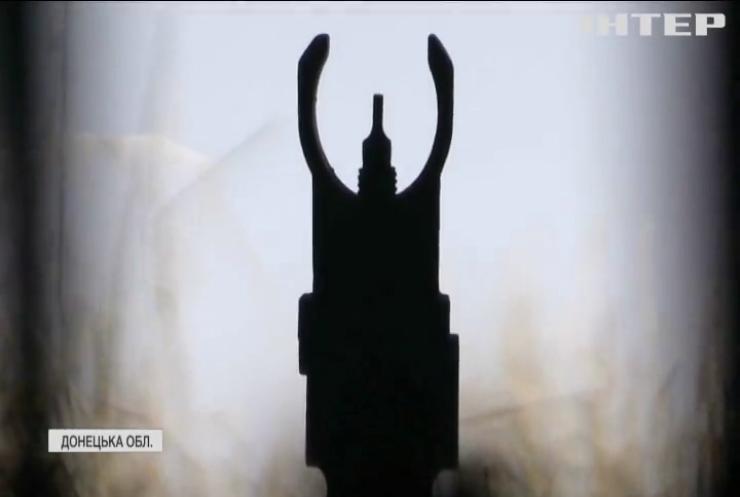 Біля Катеринівки ворог вдарив з протитанкового ракетного комплексу