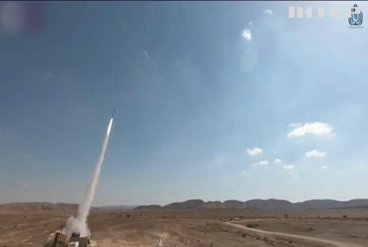 Ізраїль атакував сирійські склади зброї поблизу Дамаска
