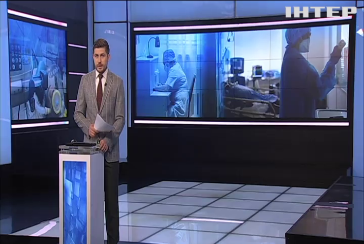 В Україні зростає смертність від COVID-19