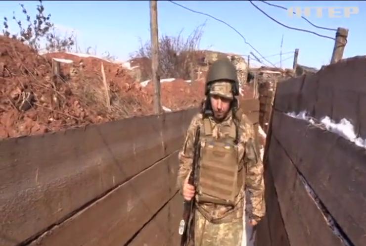Бойовики застосували на Донбасі важку артилерію