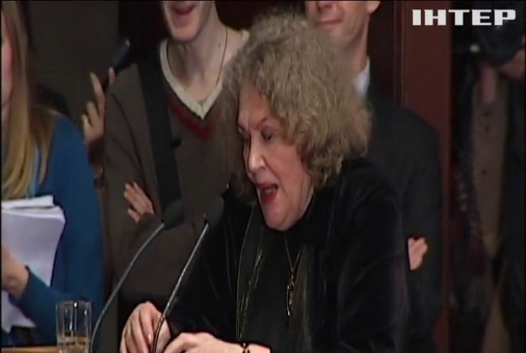 Видатній поетесі сучасності Ліні Костенко виповнюється 91 рік
