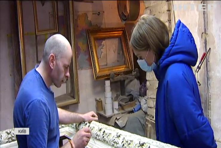 Київський реставратор розробив унікальні технології відновлення антикваріату