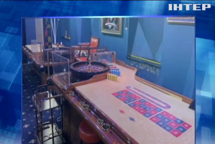 СБУ виявила 30 нелегальних казино