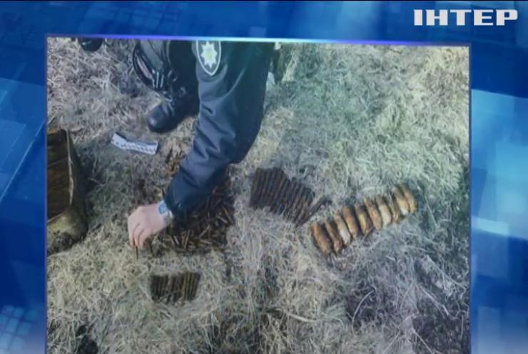 У школі на Луганщині знайшли схрон боєприпасів