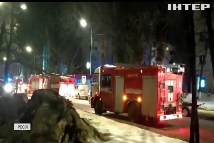 У Татарстані вибухнула багатоповерхівка: обвалилися сім квартир, є жертви