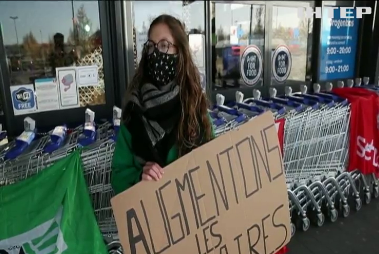 Бельгію сколихнув масштабний страйк профспілок