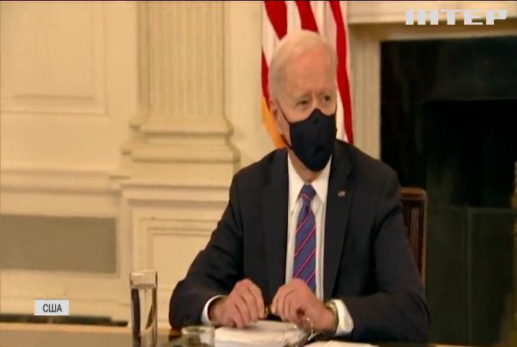 Джо Байден продовжив санкції проти Росії через кібератаки