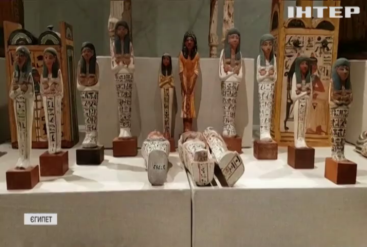 Національний музей єгипетської цивілізації в Каїрі відчинився для відвідувачів