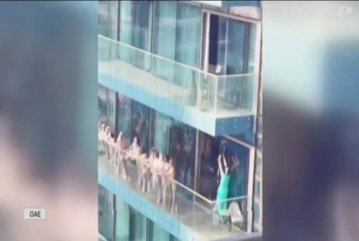 В Дубаї українкам загрожує в'язниця за оголену зйомку