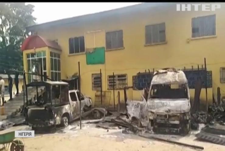 В Нігерії бойовики взяли штурмом в'язницю