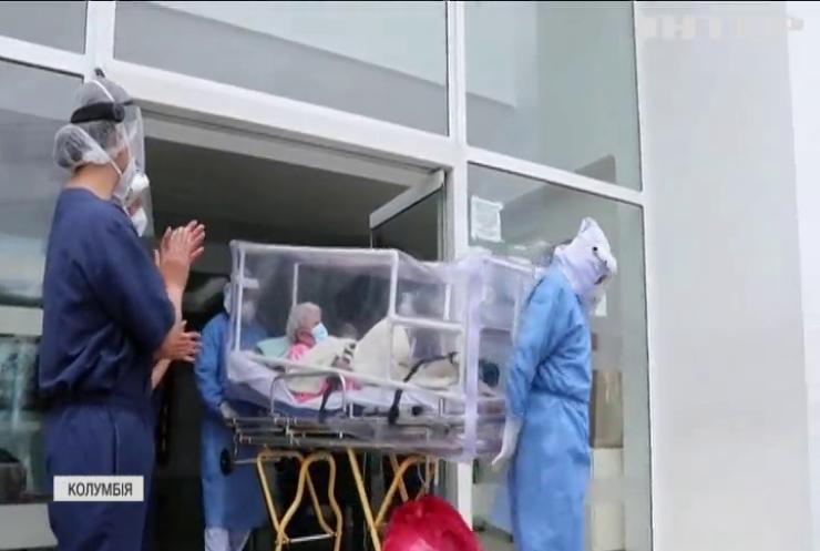 У Колумбії 104-річна жінка вдруге поборола COVID-19