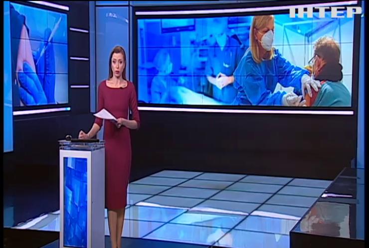Максим Степанов повідомив про дату отримання вакцини Pfizer