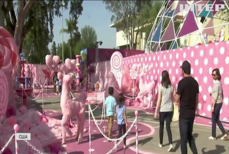 Каліфорнійці захоплюються новим парком розваг