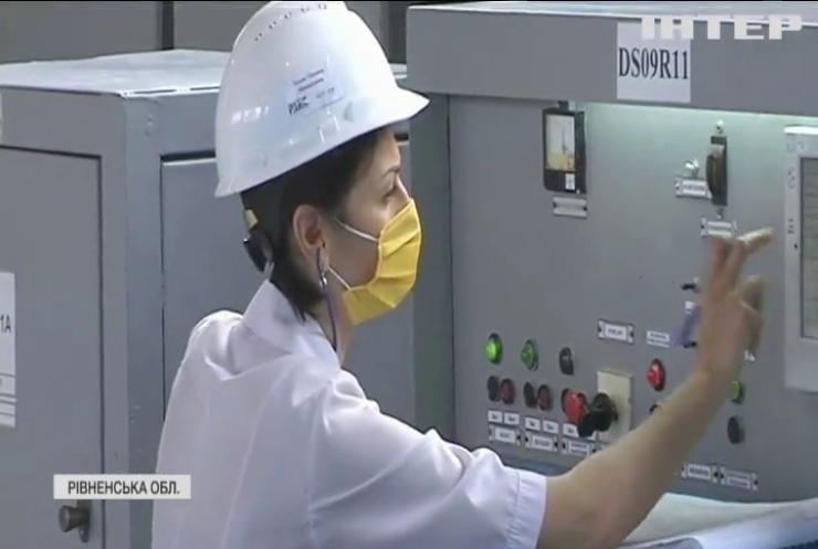 На Рівненькій АЕС почали виготовляти медичний кисень для хворих на COVID-19