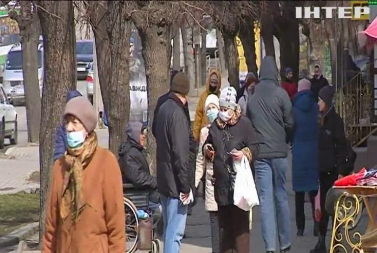 """Буковина та Чернігівщина готуються до переходу у """"жовту зону"""""""