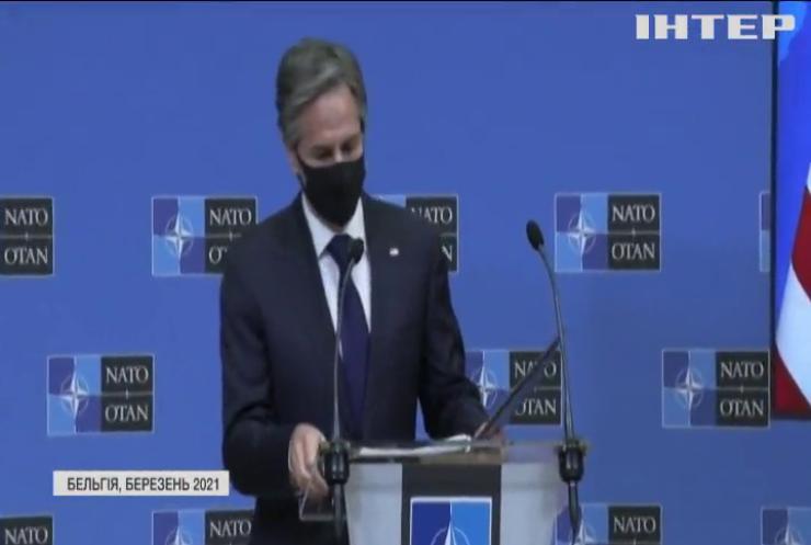 Держсекретар США обговорить Україну із європейцями
