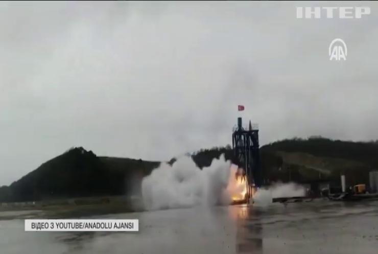 """У Туреччині протестували """"місячний двигун"""""""