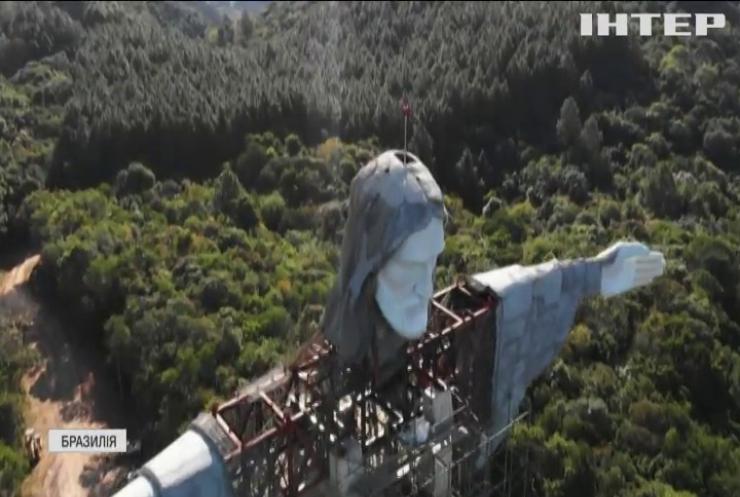 У Бразилії збудують нову статую Христа