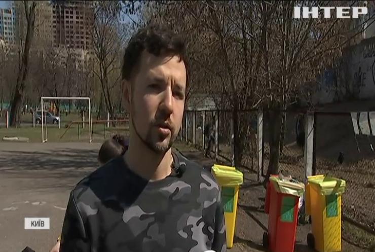 У Києві з'явиться медіа-скульптура з пластикових відходів