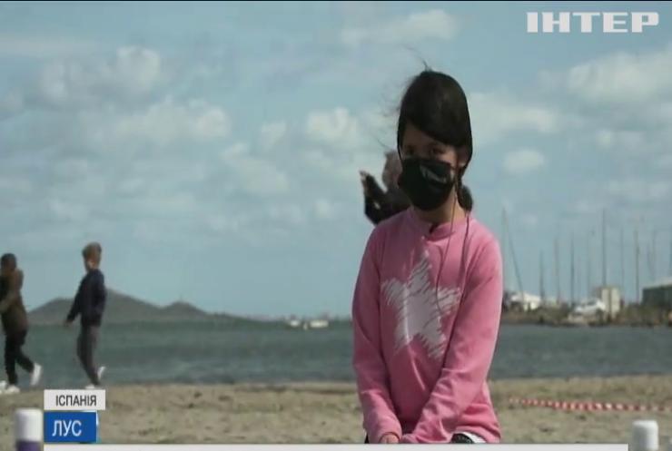Уроки під шум прибою: школярі Іспанії навчатимуться на морському узбережжі