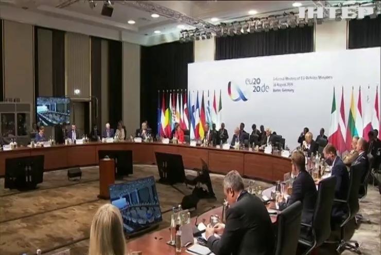 Міністр закордонних справ України Дмитро Кулеба відбув до Брюсселя з офіційним візитом