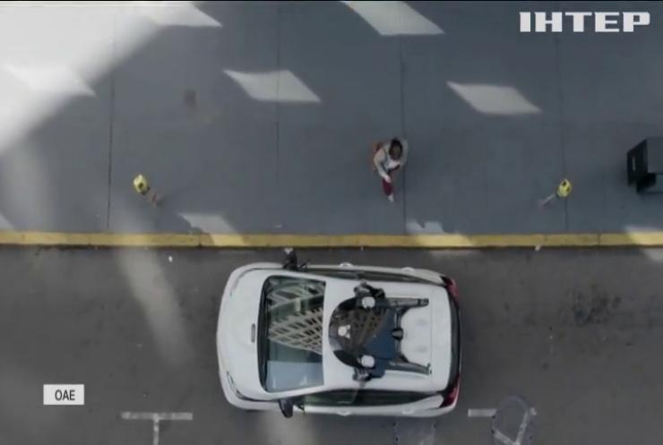 У Дубаї з'являться безпілотні таксі