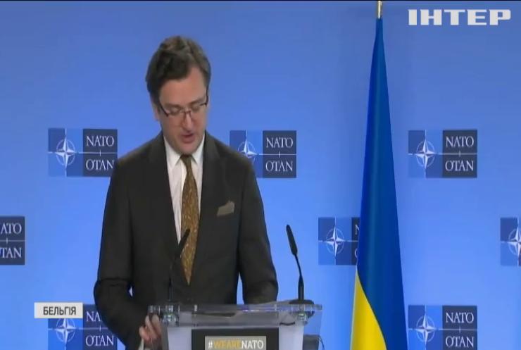 У штаб-квартирі НАТО обговорили загострення на Донбасі