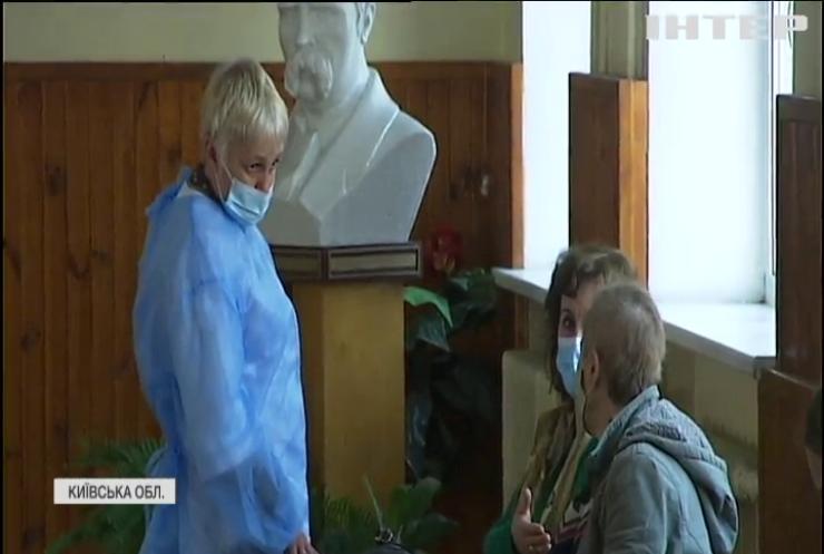Новий старт вакцинації: українців почали щеплювати китайською вакциною