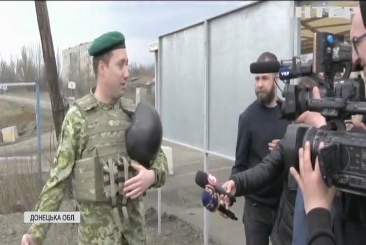 Війна на Донбасі: бойовики ведуть вогонь з водокачки