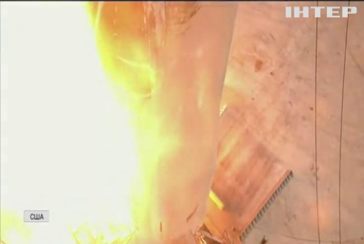 Blue Origin відправила ракету New Shepard до найвищої точки атмосфери