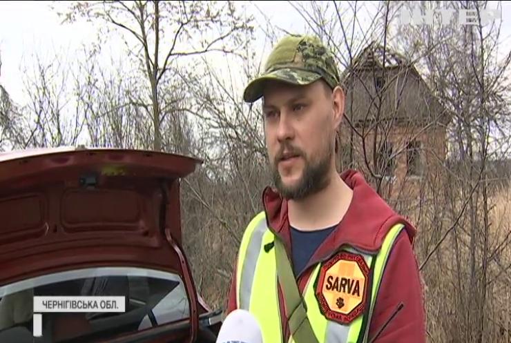 Щасливе повернення: на Київщині дворічний хлопчик загубився у лісі