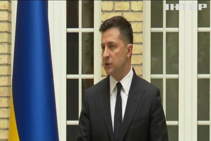 Зустріч президентів України та Франції: всі подробиці