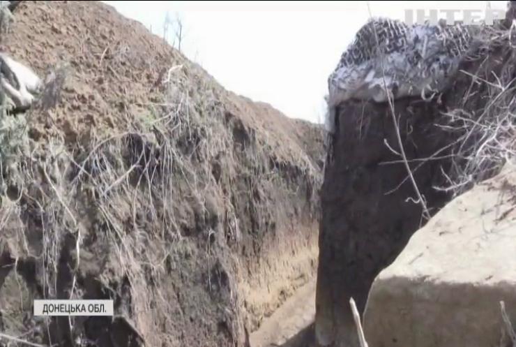 На Донбасі зафіксували три обстріли за добу