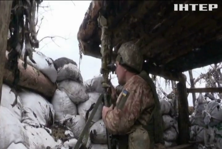 Біля Авдіївки бойовики вели вогонь з мінометів