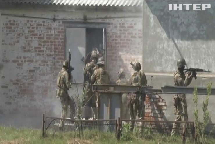 В Україні розпочались масштабні антитерористичні навчання