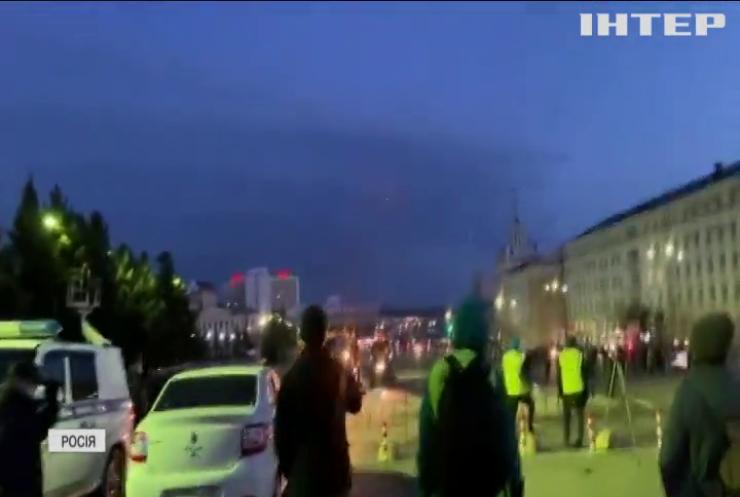 В Росії у штабах Навального проводять масові обшуки