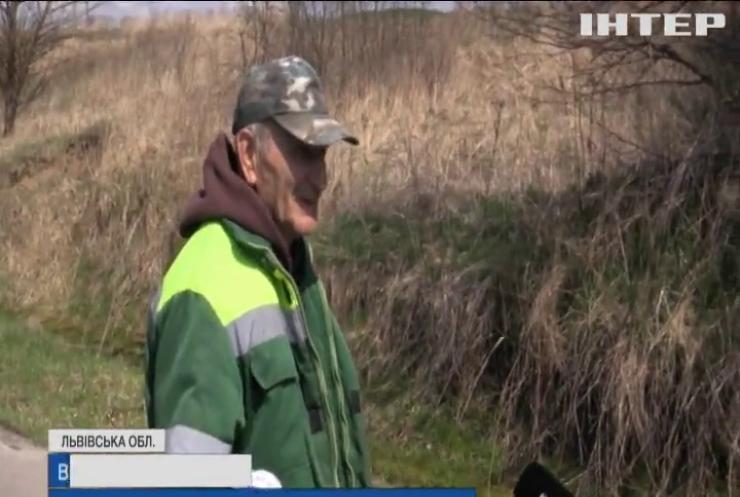 На порозі біди: село на Львівщині провалюється під землю