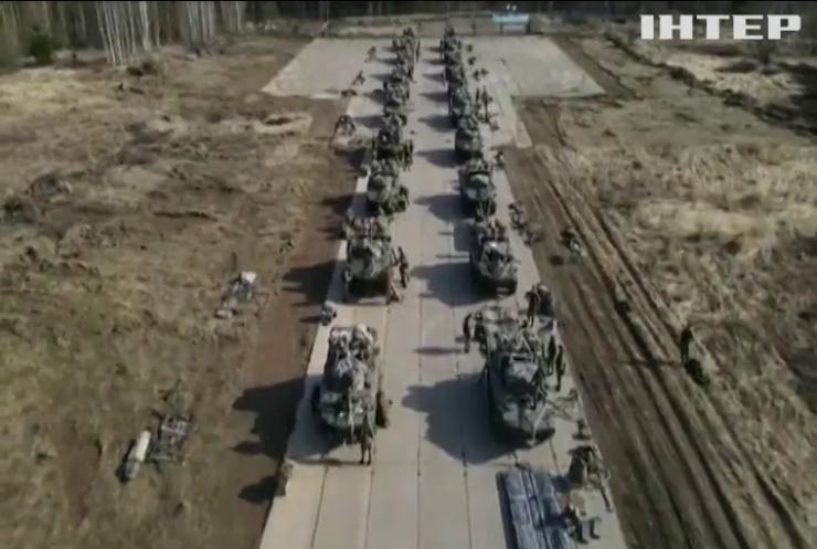 Росія відведе війська від кордону України
