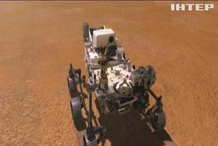 NASA знайшли спосіб дихати киснем на Марсі