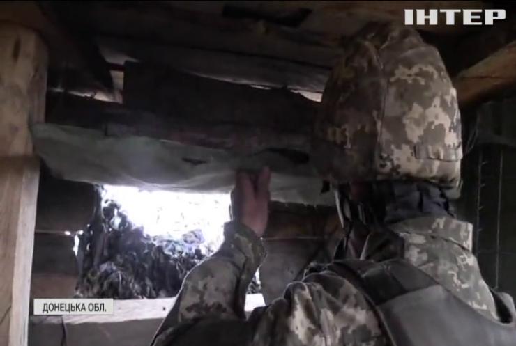 В районі проведення Операції Об'єднаних сил активізувалися ворожі снайпери