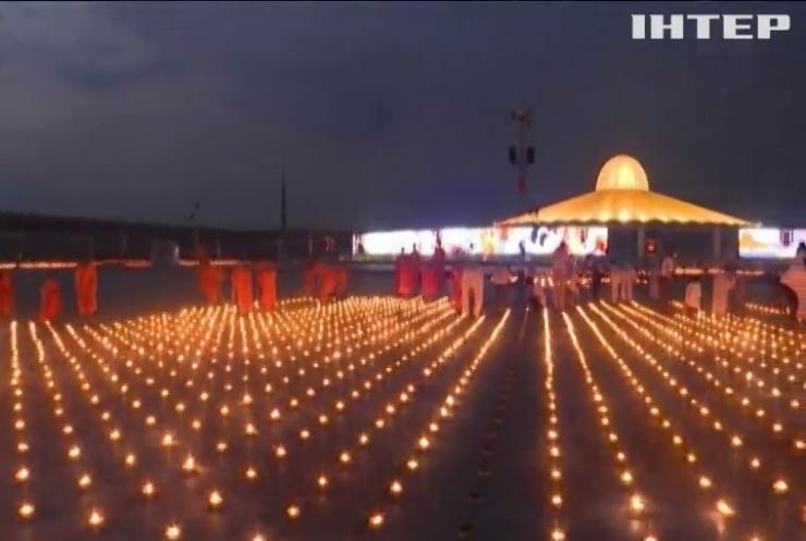 Храм у Бангкоку встановив світовий рекорд