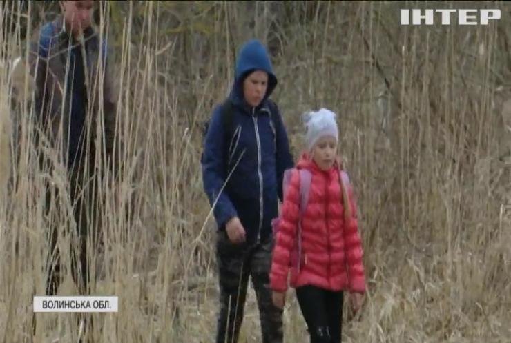 Відрізані від світу: жителів трьох сіл на Волині залишили без транспортного сполучення