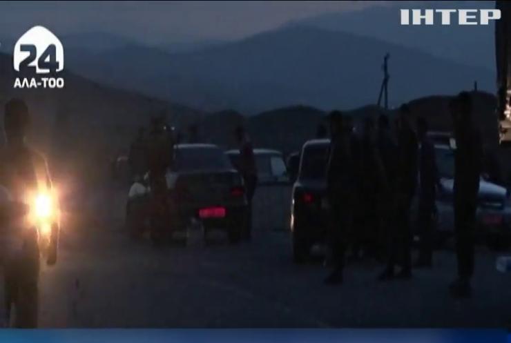 Конфлікт Таджикистану та Киргизстану: загинула дванадцятирічна дівчинка