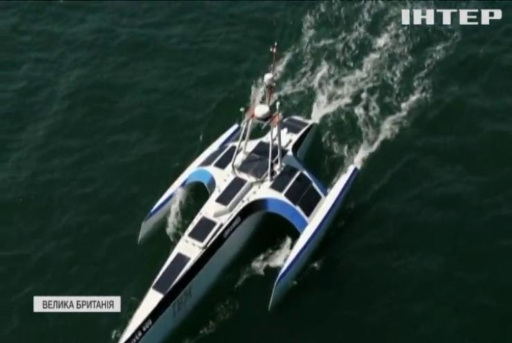 Корабель без капітана: перше безпілотне судно готується перетнути Атлантику