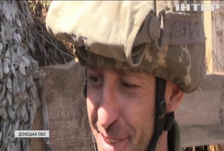 Біля Кримського бойовики вели вогонь зі станкових гранатометів