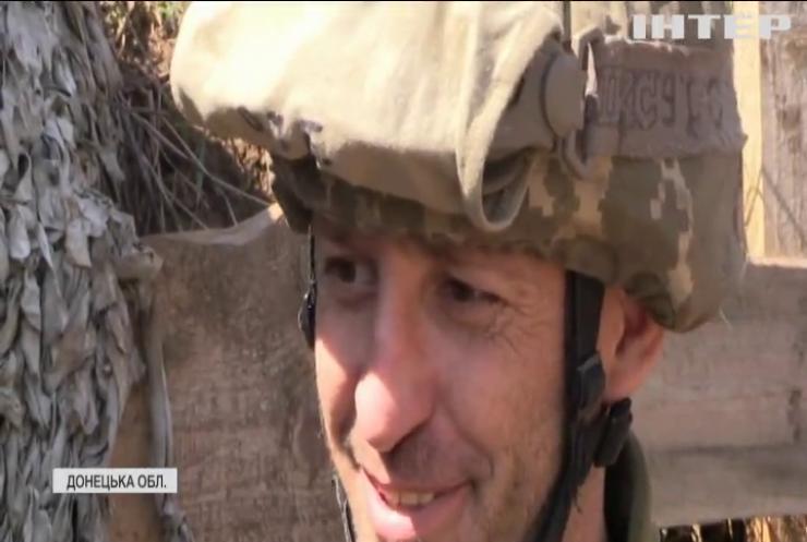 Біля Кримського бойовики вели вогонь з автоматичних станкових гранатометів