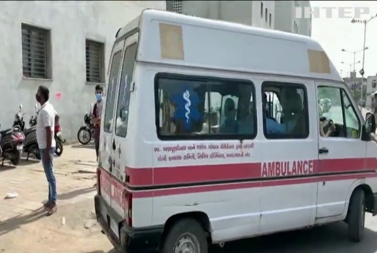 Індія зберігає лідерство у світовому ковід-антирейтингу